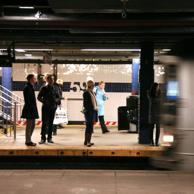 Here's how the subways will be running this MLK Day weekend