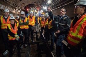 andrew cuomo, l train, MTA