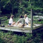 barn in tivoli, airbnb, tivoli, upstate, cool listings, getaways, glamping, resort, boho cabin, airbnb