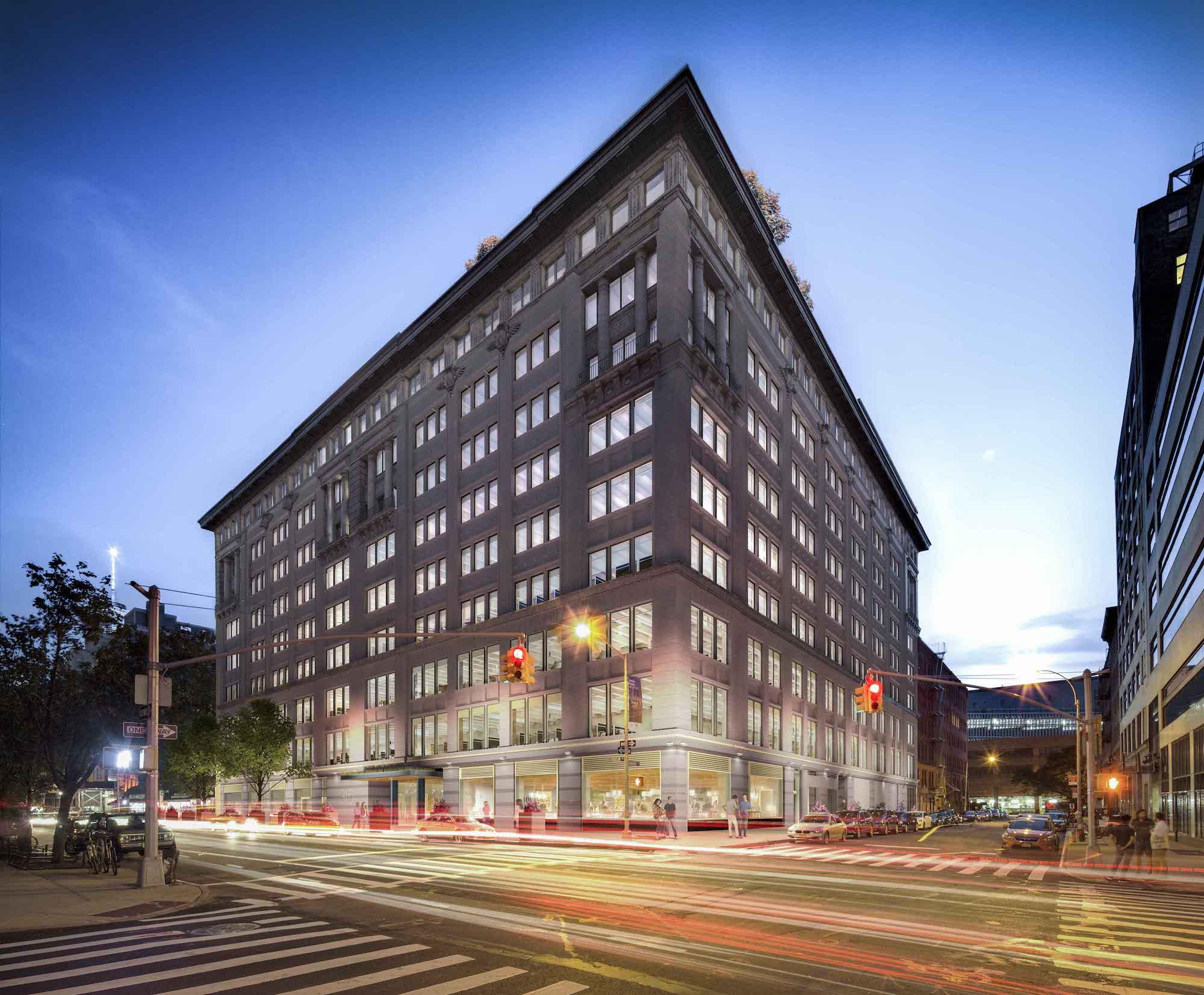 315 Hudson Street, Google, Hudson Square