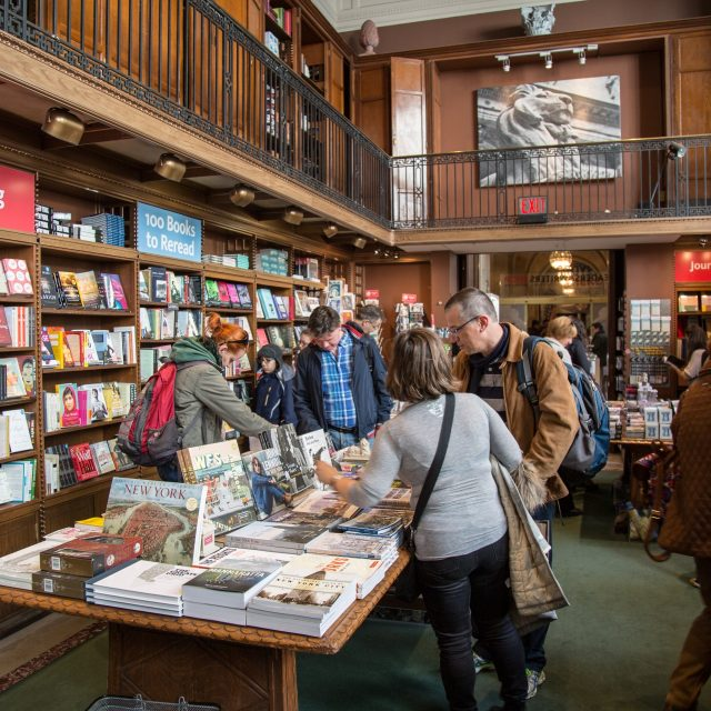 The New York Public Library reveals list of the most-checked-out books of 2018