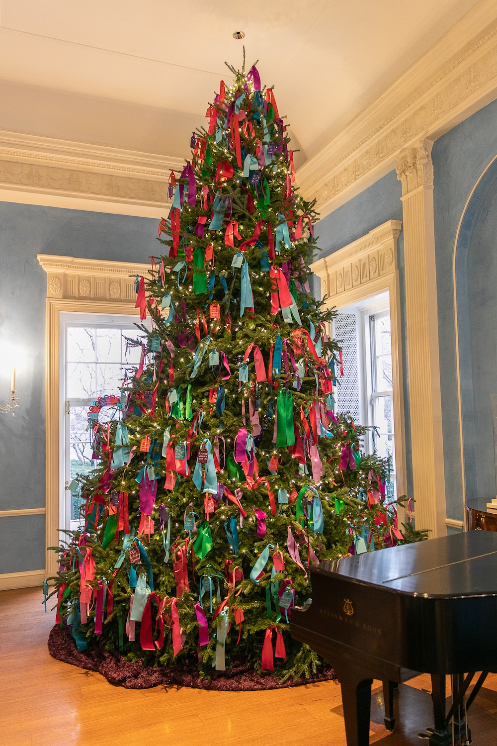 gracie mansion, gracie mansion holidays, Bryan Rafanelli