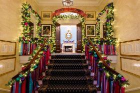 gracie mansion, gracie mansion holidays, Bryan Rafanelli