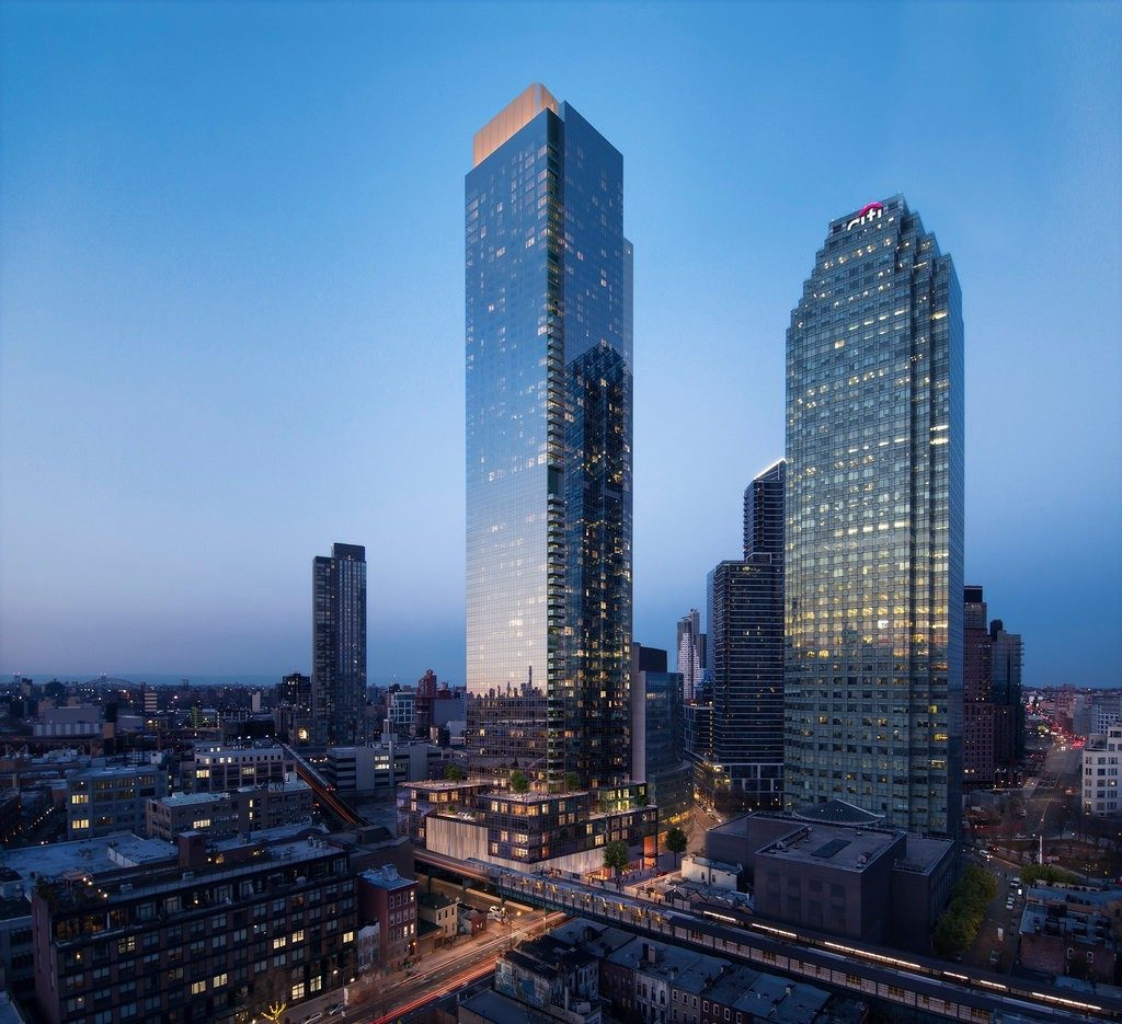 Long Island: New Renderings Released Of Long Island City's Skyline