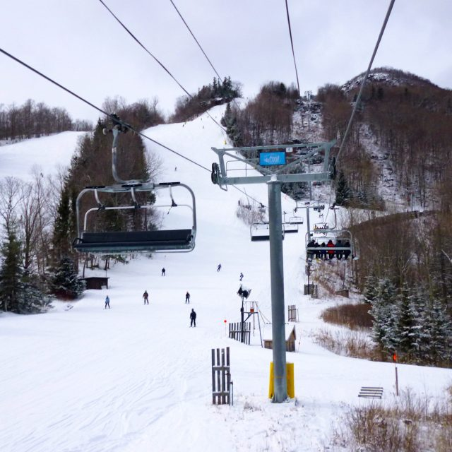 The 5 best ski slopes near New York City