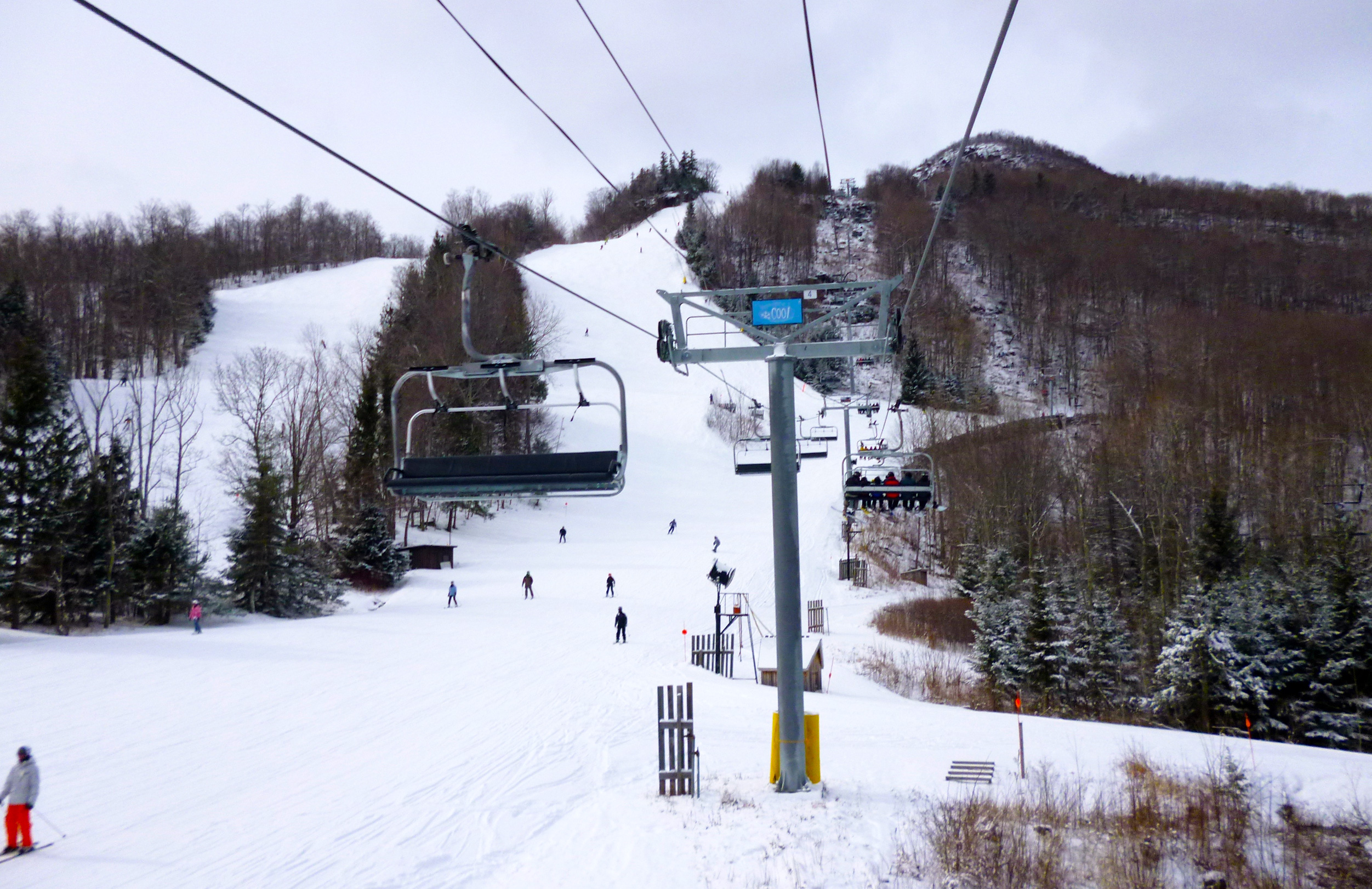 hit the slopes close to nyc: five of the best upstate ski resorts