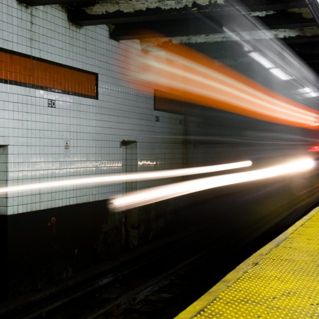 Here's how the subways will be running this Presidents' Day weekend