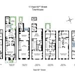 11 East 82nd Street, upper east side, mansions, townhouses, celebrities
