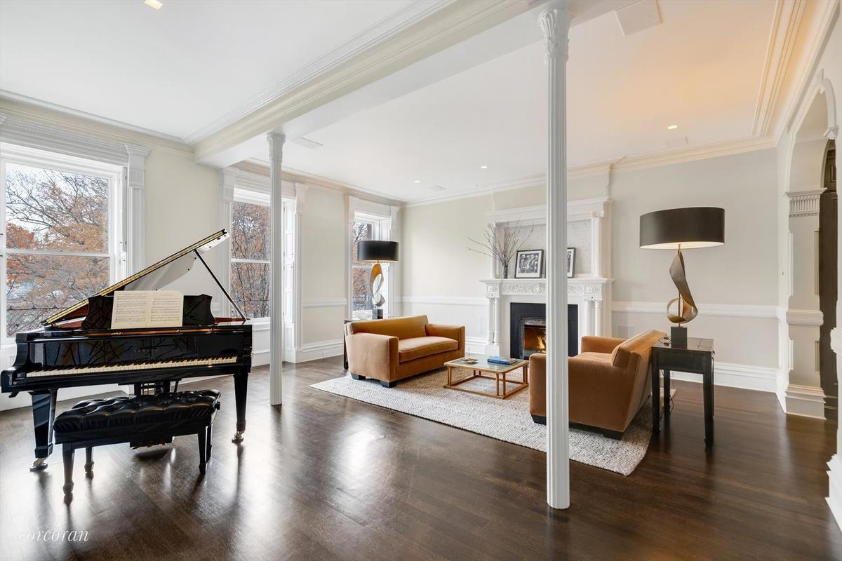 Historic Harlem townhouse combo seeks record-breaking $27M ... on