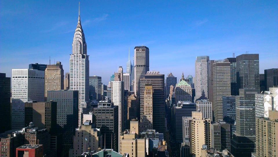 Amazon could be the Chrysler Building's new tenant