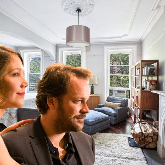 Maggie Gyllenhaal and Peter Sarsgaard put Park Slope townhouse on the market for $4.6M