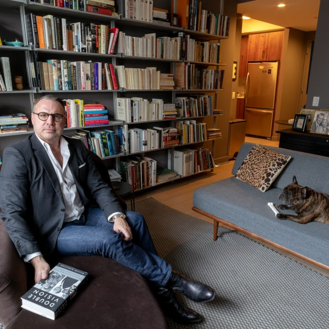 My 500sqft: Author William Middleton trades Texas life for High Line views in Related's Abington House
