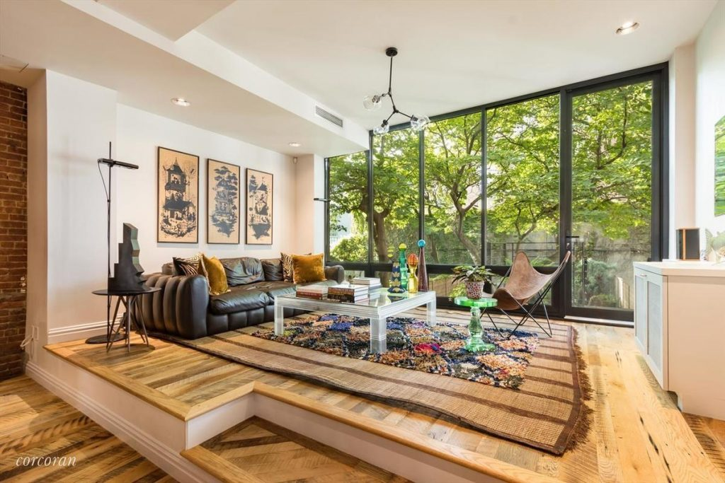Williamsburg townhouse offers a unique live/work solution for $4.5M