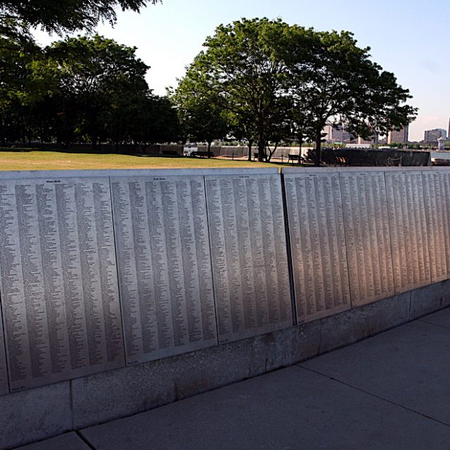 Pay tribute to your family's heritage at Ellis Island's American Immigrant Wall of Honor