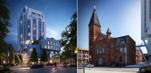 304 Rodney Street, St. Paul's Lutheran Church, NYC Landmarks
