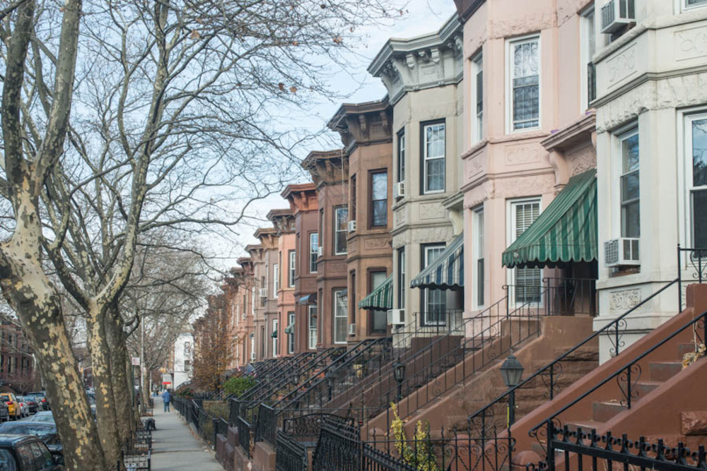 sunset park, LPC, landmarks preservation commission, row houses, historic homes