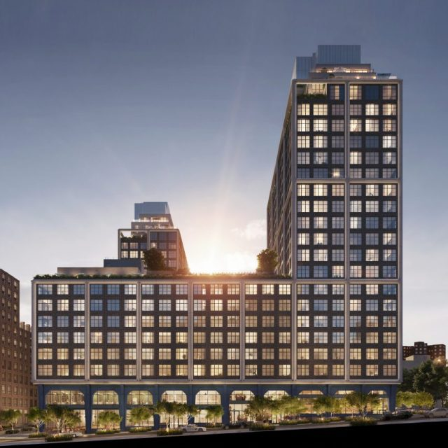 See renderings of Morris Adjmi's Front & York, Dumbo's biggest new development