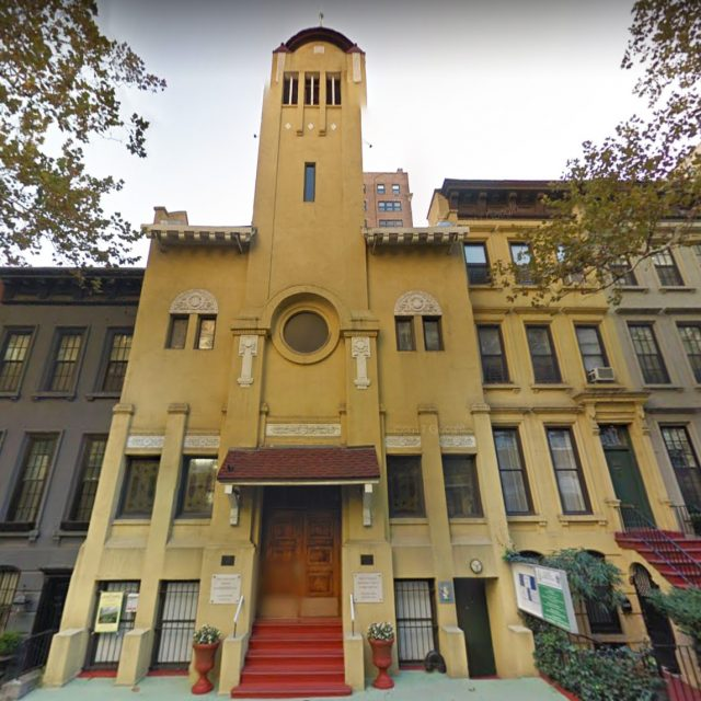 On the Upper East Side, Emory Roth's First Hungarian Church of New York may become a landmark