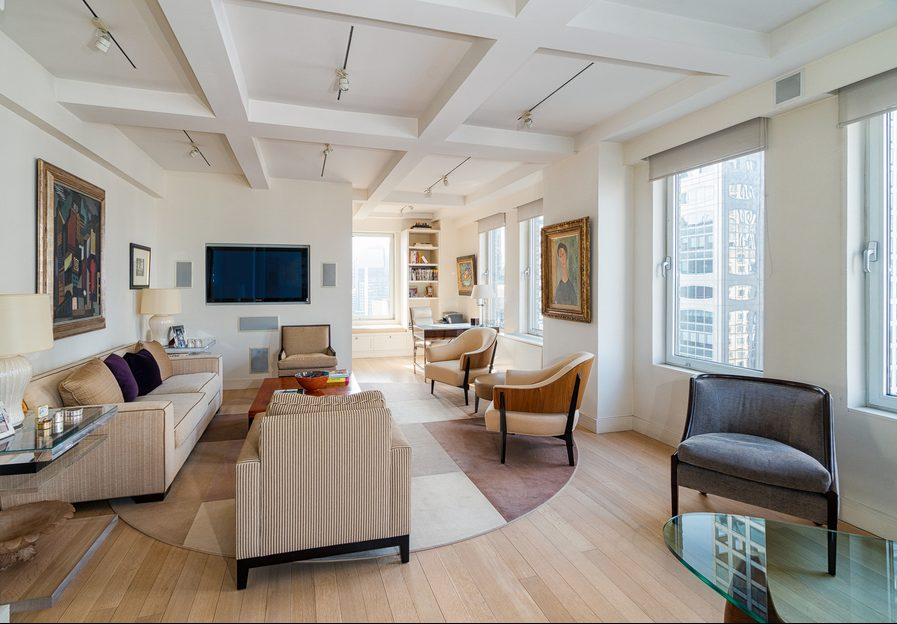 Late playwright Neil Simon's three apartments at the Ritz Tower are for sale