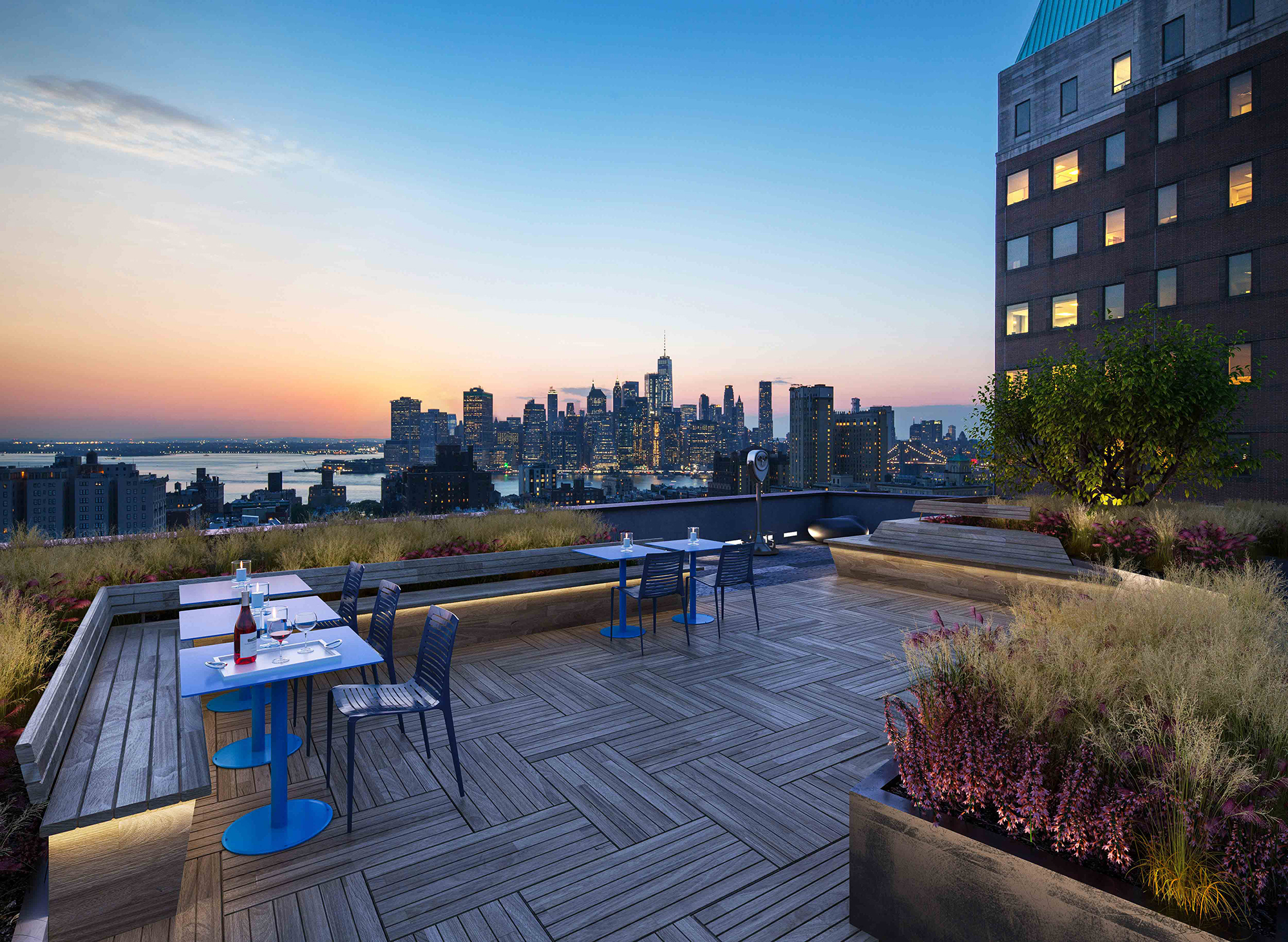 23 Chances To Live In Brooklyn Heights New Luxury Rental