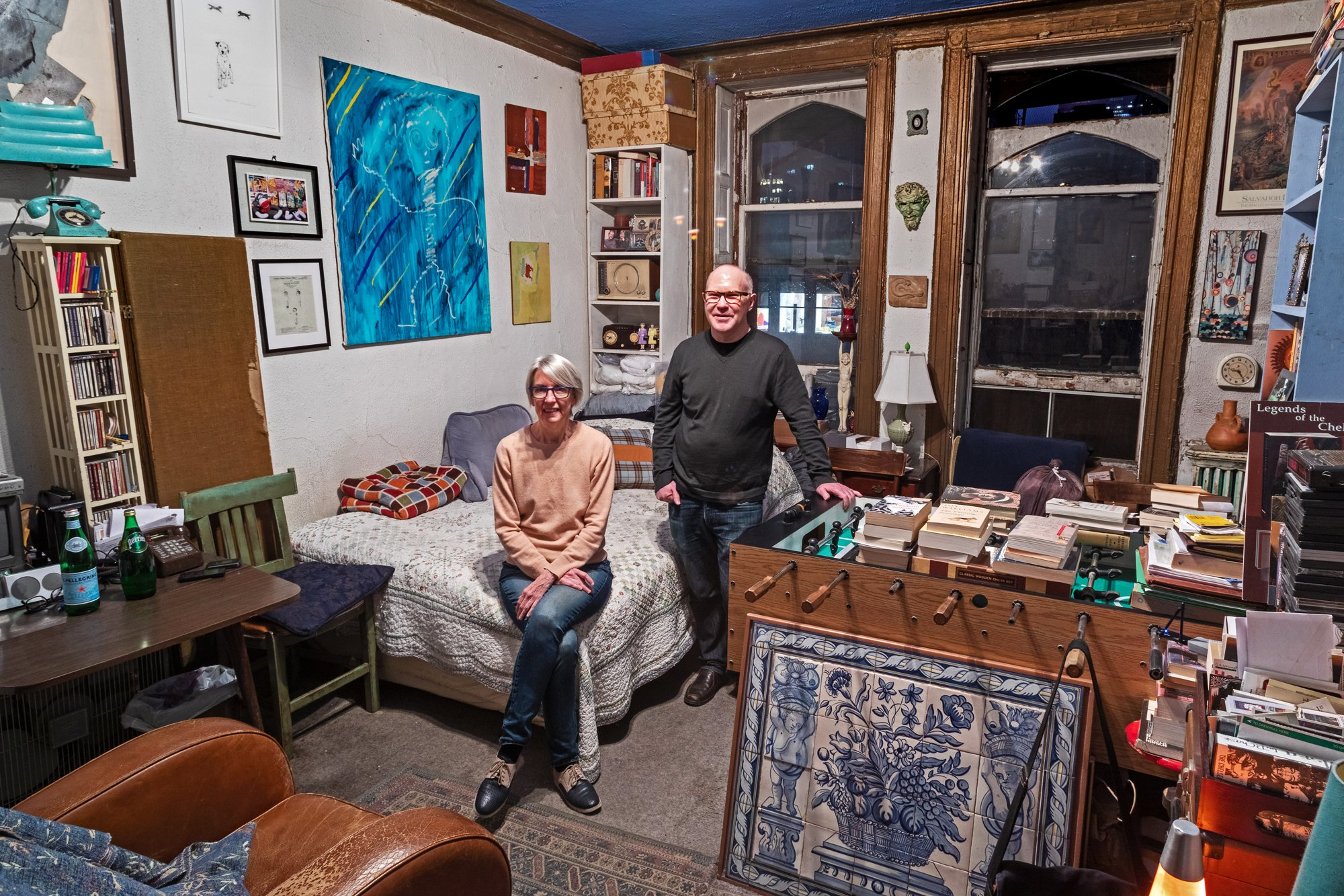 Our 220sqft This Couple Has Made It Work For 24 Years In A Chelsea Hotel Sro 6sqft,United Airlines Checked Baggage Fees For International Flights