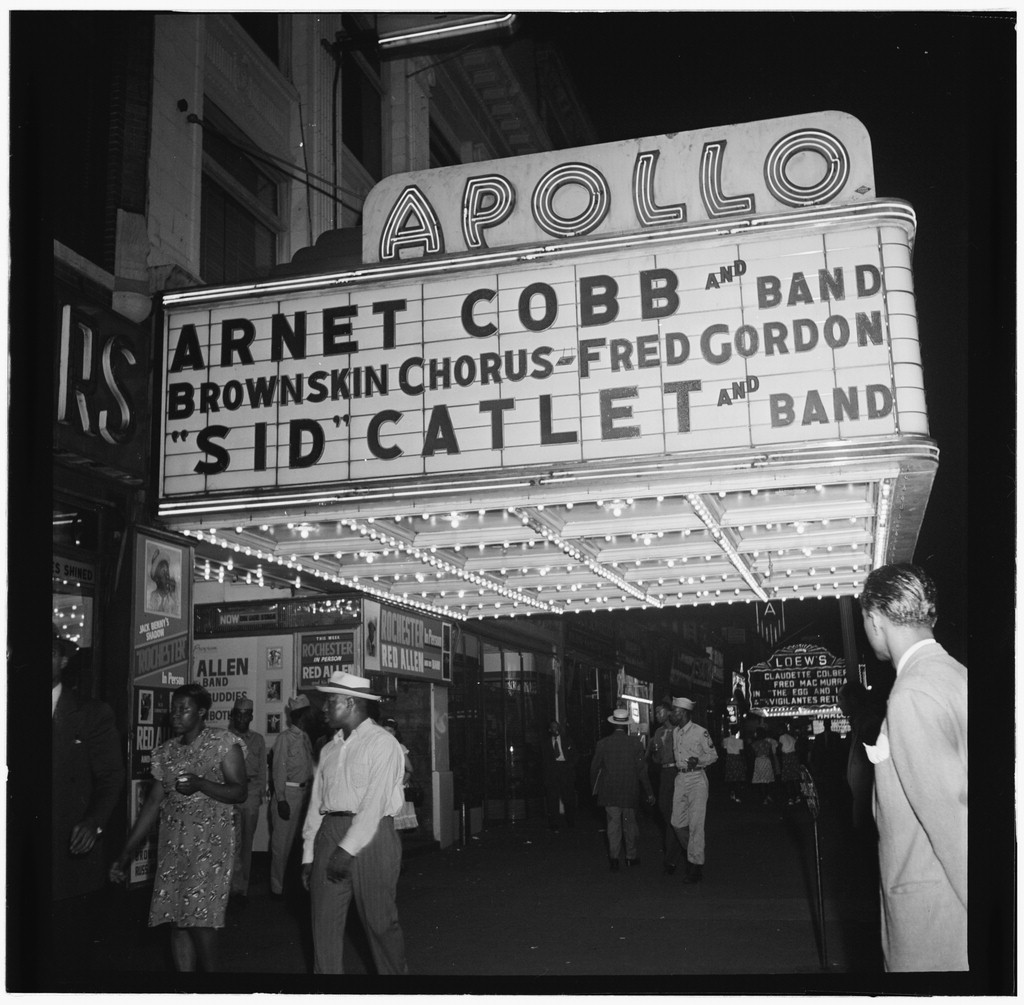 10 secrets of Harlem's Apollo Theater: From burlesque