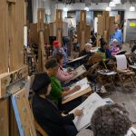 Art Students League, Where I Work, 215 West 57th Street