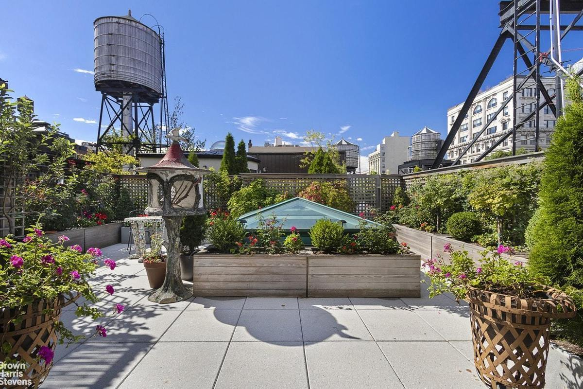 105 fifth avenue, cool listings, flatiron, outdoor spaces, penthouses, roof decks