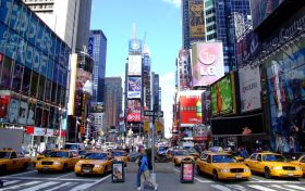 one times square, 1 times square, jamestown