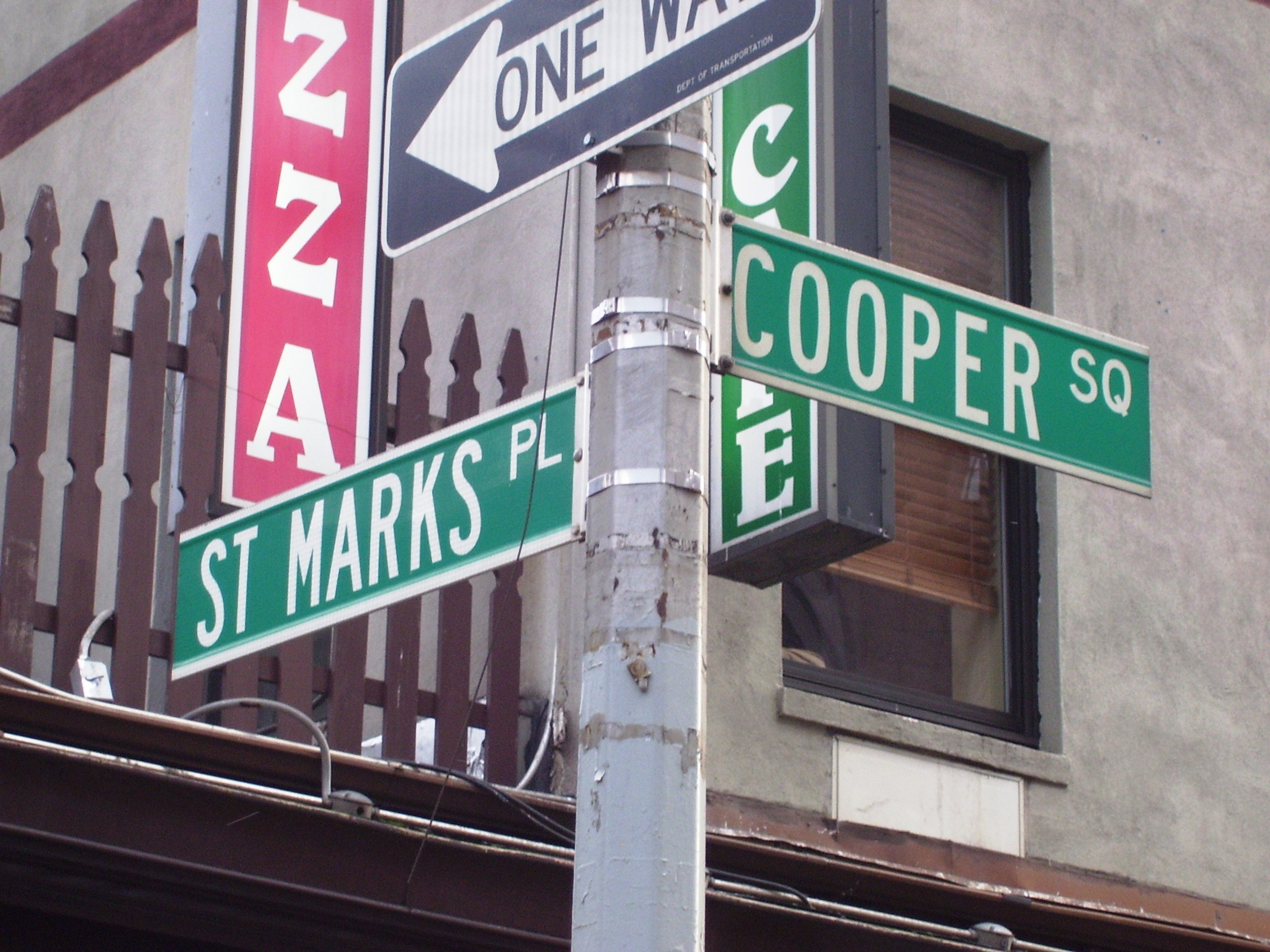 st. marks comics, st. marks place, east village