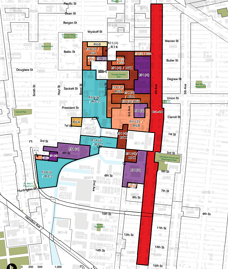 gowanus, gowanus reszoning, city planning