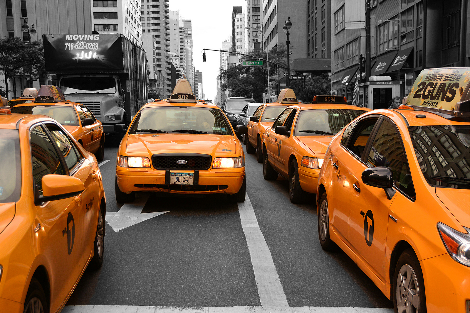 NYC extends cap on Uber, Lyft for another year | 6sqft