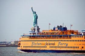 staten island ferry, romantic nyc spots, nyc ferry