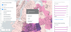 eviction map. Mayor bill de blasio