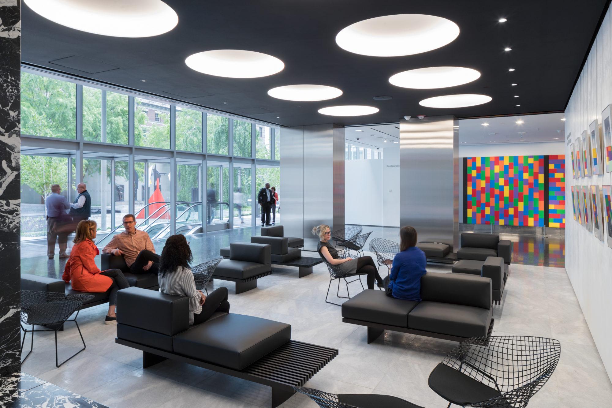 MoMA expansion, Diller Scofidio + Renfro, Gensler, Midtown
