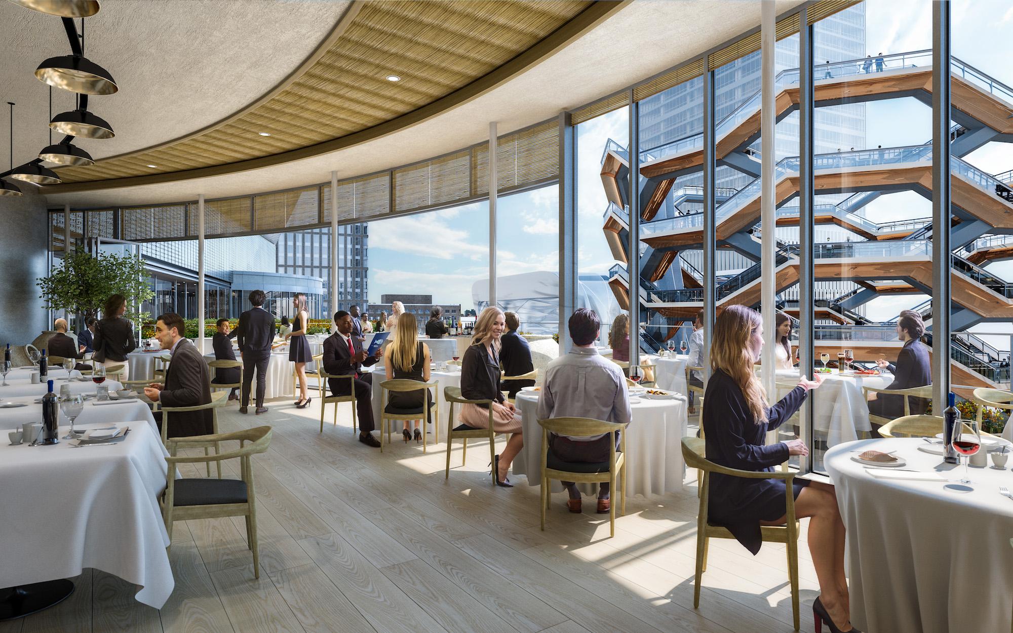 New york restaurant celebrity spots