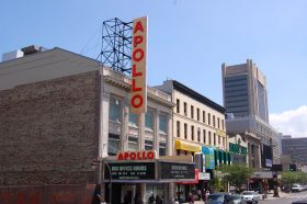 Apollo Theater, Harlem, Black History Month