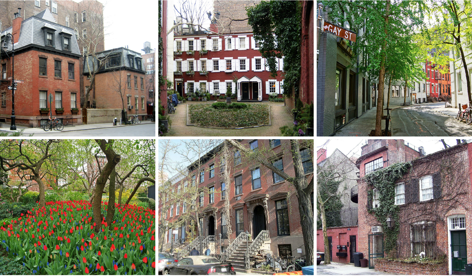 The 10 Most Charming Spots In The Greenwich Village Historic