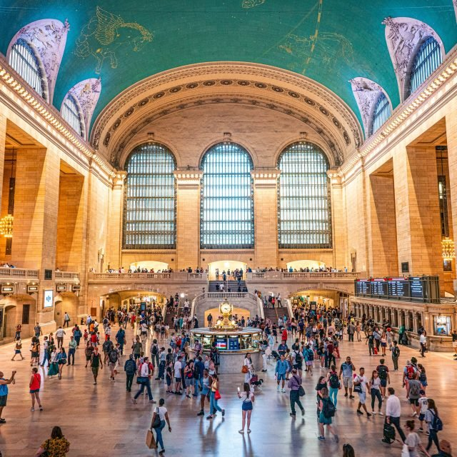 Vaccines coming to Grand Central, Penn Station, and more subway and train stations