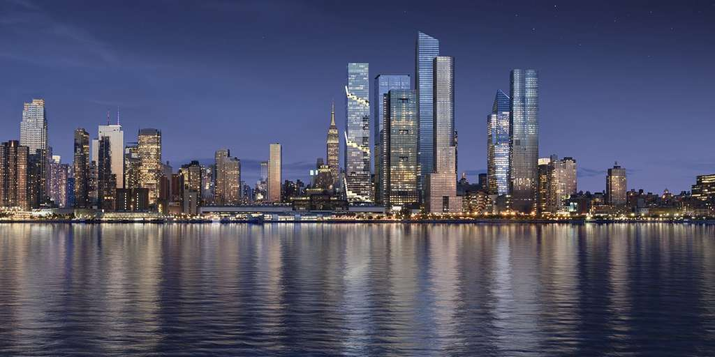 In Hudson Yards Bjarke Ingels The Spiral Is More Than 50 Leased As Construction Progresses 6sqft
