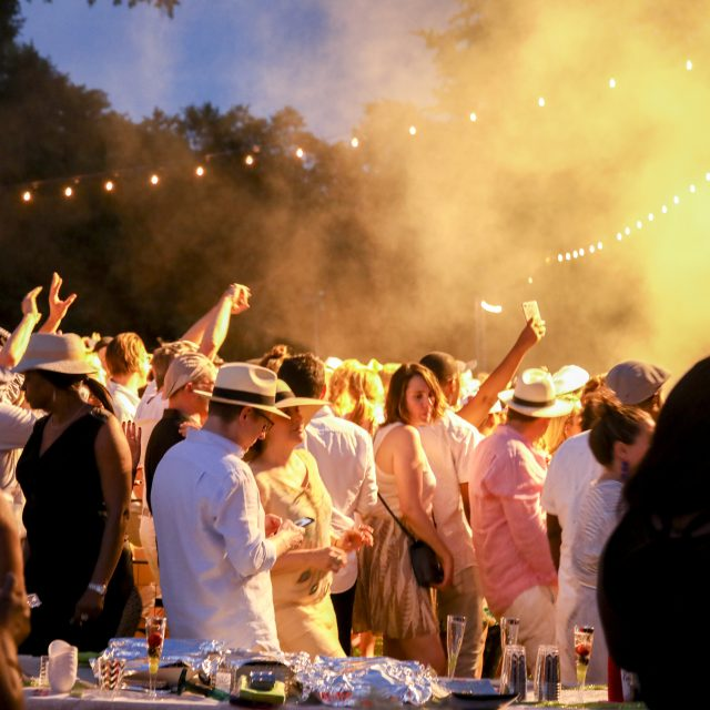 Dine and dance under the stars in Prospect Park