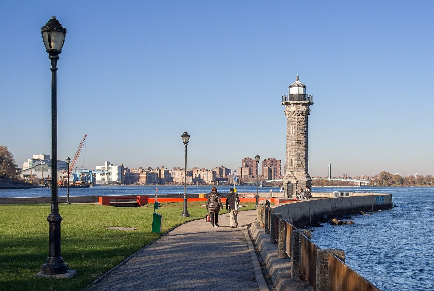Blackwell Island Lighthouse, Roosevelt Island
