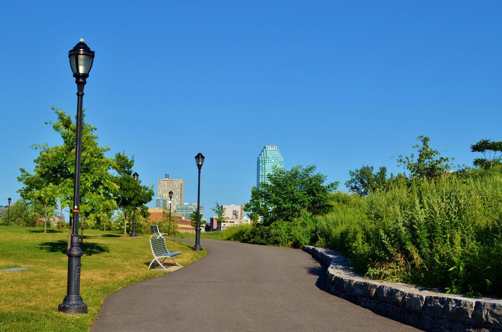 South Point Park, Roosevelt Island