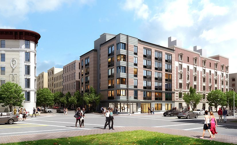 Lottery opens for 38 affordable units in Hamilton Heights' new Dance Theater of Harlem building