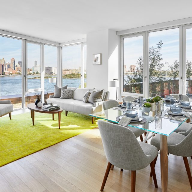 Leasing launches for first rental at Astoria's Halletts Point mega-development, from $2,150/month