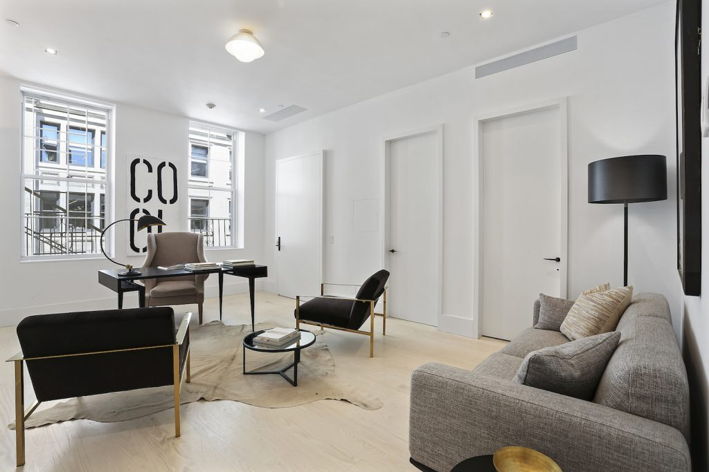 5 East 17th Street, Penthouse, Flatiron