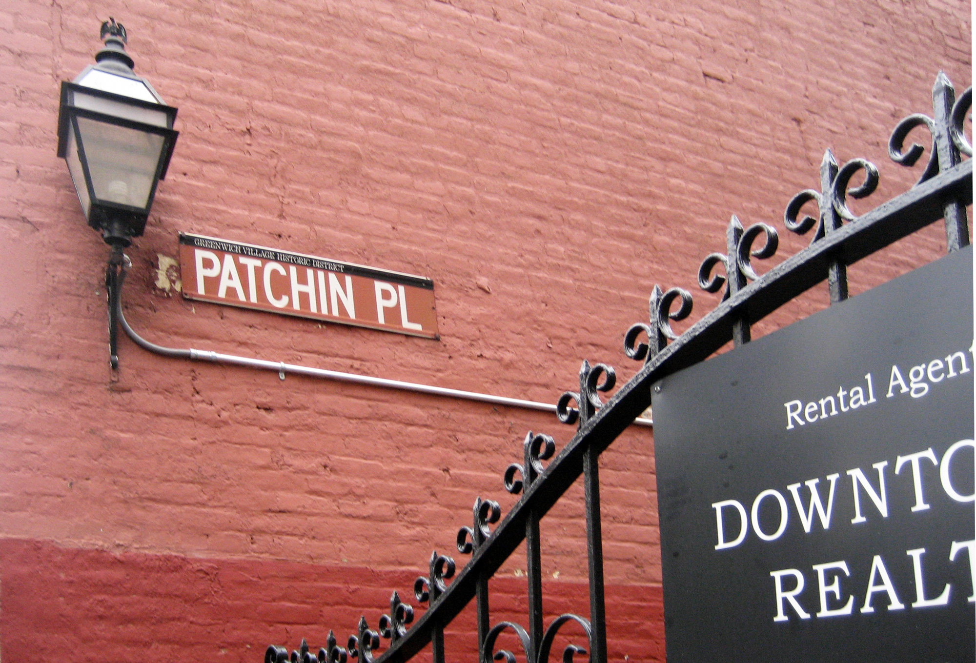 Patchin Place
