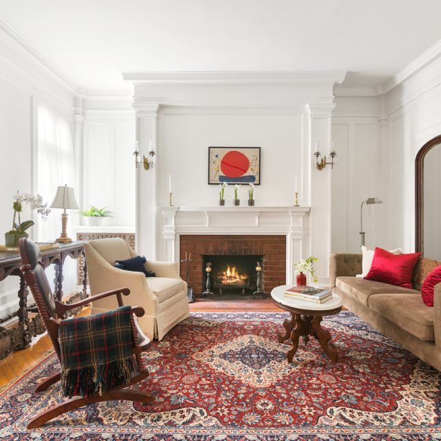 $5M Park Slope mansion was built as a gift of love from an architect to his bride