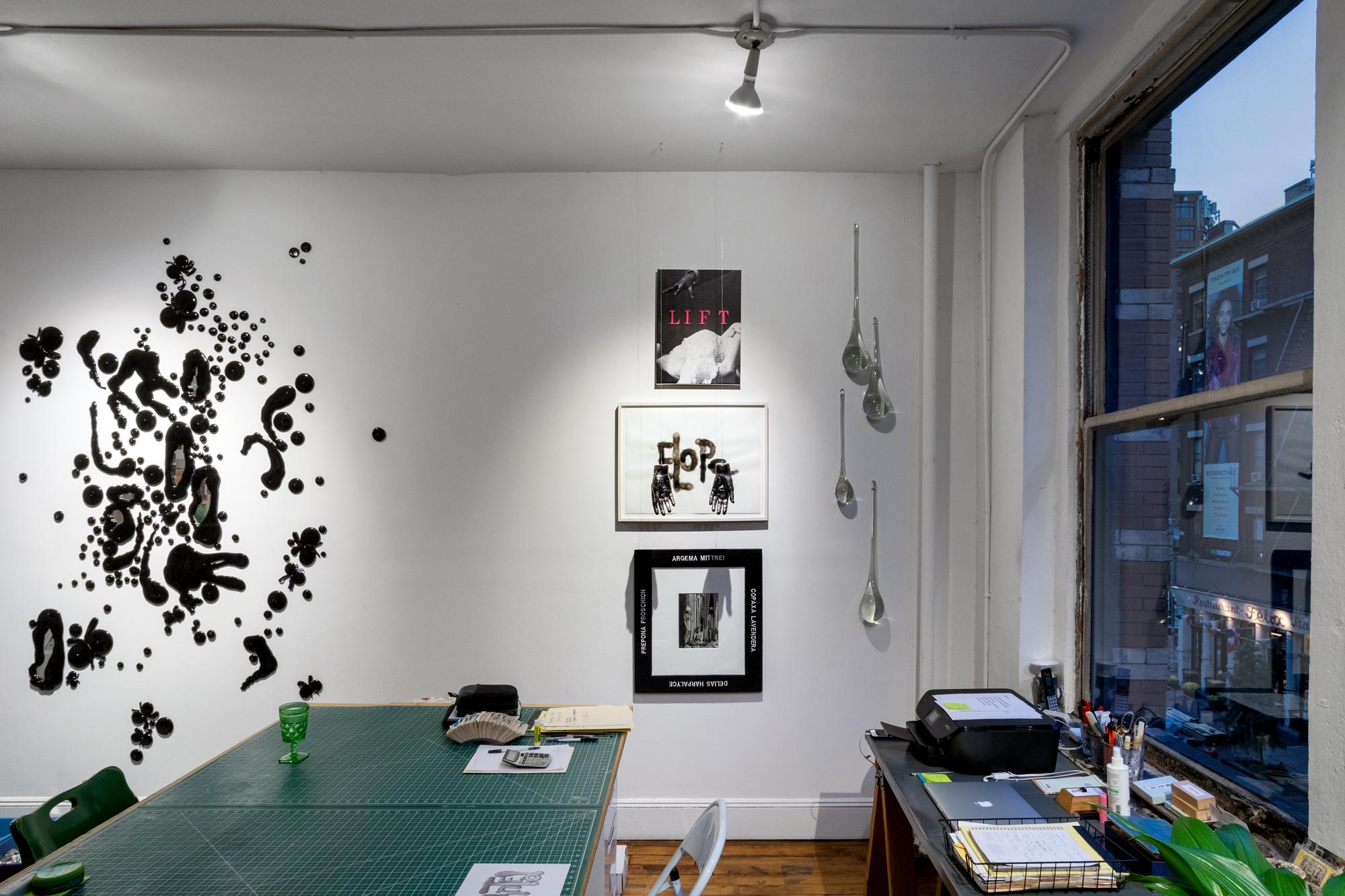 Rob Wynne, Soho artist loft