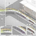 The Midtown Viaduct, DXA Studio, moynihan train hall